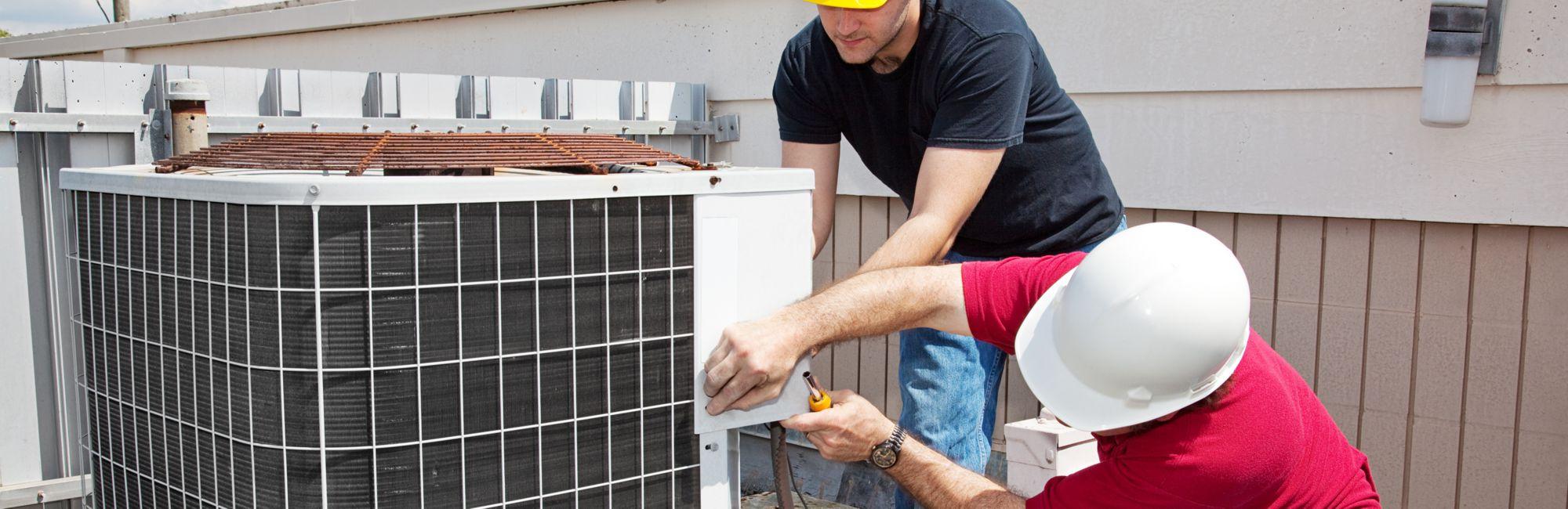 Entretien de réfrigération et climatisation